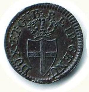 obverse: GENOVA - 8 Denari 1796