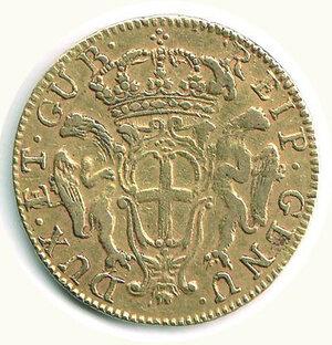 reverse: GENOVA - 96 Lire 1793