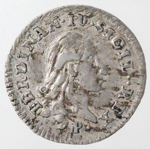 obverse: Napoli. Repubblica Napoletana. 1799. Carlino 1798. SICIL punto punto. Ag.