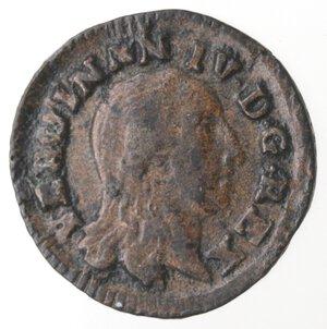 obverse: Napoli. Ferdinando IV. 1804-1805. 4 Cavalli 1804. Ae.