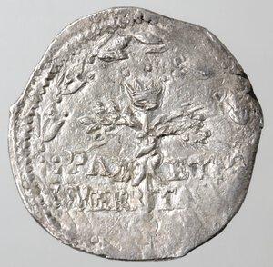 reverse: Napoli. Filippo III. 1598-1621. 3 Cinquine. Ag.