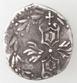 reverse: Napoli. Filippo III. 1598-1621. Mezzo carlino. Ag. Mag. manca.