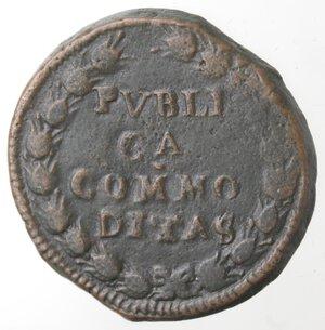 reverse: Napoli. Filippo IV. 1621-1665. Pubblica 1623. Ae.