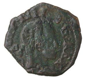 obverse: Napoli. Filippo IV. 1621-1665. 3 Cavalli 1646. Ae.