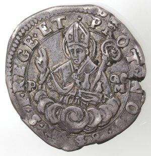reverse: Napoli. Repubblica Napoletana. 1647-1648. 15 Grana 1648. GAC M. Simbolo P. Ag.
