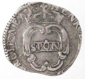 obverse: Napoli. Repubblica Napoletana. 1647-1648. 15 Grana 1648. GAC M. Ag.