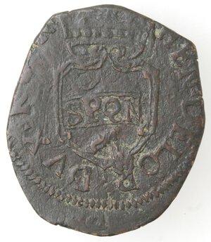 obverse: Napoli. Repubblica Napoletana. 1647-1648. Pubblica 1648. Ae.