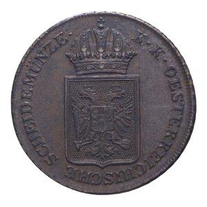 obverse: AUSTRIA FRANCESCO GIUSEPPE I 2 KREUZER 1848 CU 17,32 GR. SPL