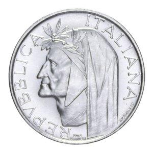 reverse: 500 LIRE 1965 DANTE AG. 11 GR. FDC