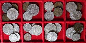 obverse: PIO XI (1929-1938) LOTTO 40 MONETE CON AG. VARIE CONSERVAZIONI