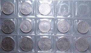 reverse: PIO XII (1939-1958) LOTTO 33 MONETE VARIE CONSERVAZIONI
