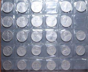 reverse: PIO XII (1939-1958) LOTTO 27 MONETE VARIE CONSERVAZIONI