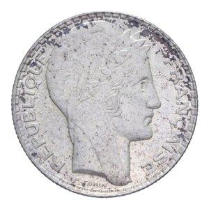 obverse: FRANCIA REPUBBLICA 10 FRANCHI 1929 AG. 9,99 GR. SPL+
