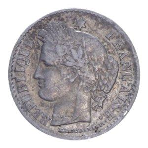 obverse: FRANCIA 20 CENTIMES 1950 A AG. 0,95 GR. BB