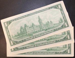 obverse: CANADA 1 DOLLARO 1967 LOTTO 26 PEZZI DAL BB+ AL FDS