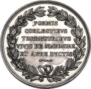 reverse: Lorenzo Ghiberti (1378-1455).. Medaglia, XIX sec