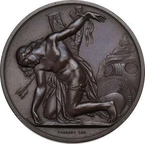 obverse: Confraternita della Misericordia di Firenze.. Medaglia 1888