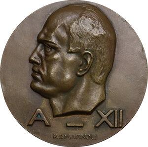 obverse: O.N.C. Sabaudia. Medaglia A. XII