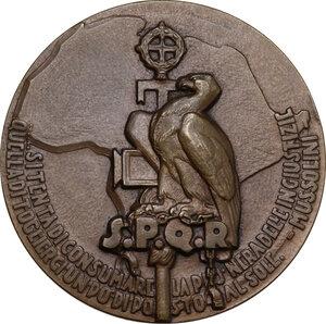 obverse: Medaglia A. XIV per le Sanzioni