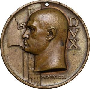 obverse: Medaglia 18 novembre A. XVII per il Primo Stabilimento S.A.P.I.A
