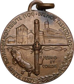 reverse: Medaglia A. XVII, Corpo d Armata Corazzato
