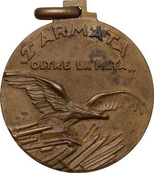 obverse: Medaglia senza data (1941), 2° Armata