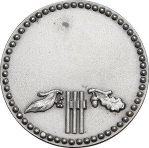 reverse: E.N.A.P.I.. Medaglia premio Artigianato d Italia