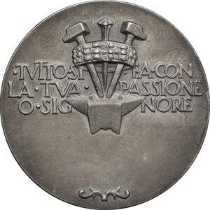 obverse: Medaglia Federazione Fascista delle Comunità Artigiane d Italia