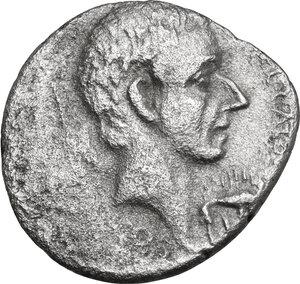 obverse: C. Coelius Caldus.. AR Denarius, 51 BC
