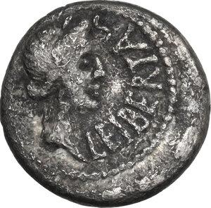 obverse: Brutus.. Quinarius, 43-42 BC