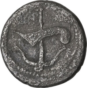 reverse: Brutus.. Quinarius, 43-42 BC