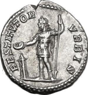 reverse: Septimius Severus (193-211).. AR Denarius, c. 200-201
