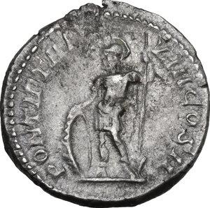 reverse: Caracalla (198-217).. AR Denarius, 206 AD