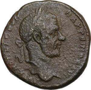 obverse: Macrinus (217-218).. AE 26.5 mm. Nicopolis ad Istrum, Moesia Inferior
