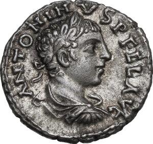 obverse: Elagabalus (218-222).. AR Denarius, Antioch mint