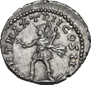 reverse: Elagabalus (218-222).. AR Denarius, Antioch mint
