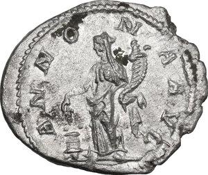 reverse: Severus Alexander (222-235 AD).. AR Denarius, c. 233-235 AD