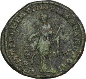 reverse: Severus Alexander (222-235).. AE 26 mm. Marcianopolis mint, Moesia Inferior. Umbrius Terebentinus, magistrate