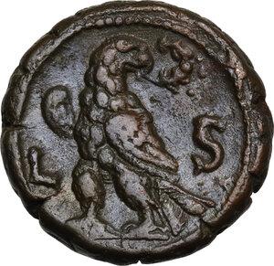 reverse: Severus Alexander (222-235 AD).. BI  Tetradrachm, Alexandria mint, Egypt. Dated RY 6 (AD 226/7 AD)