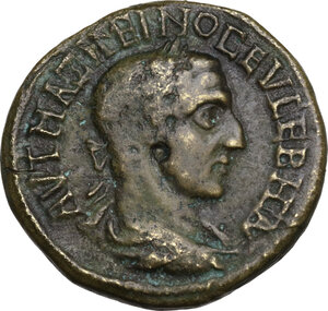 obverse: Maximinus I (235-238).. AE 26mm. Anchialus mint, Thrace