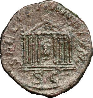 reverse: Philip I (244-249).. AE Sestertius, 248 AD