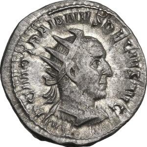 obverse: Trajan Decius (249-251).. AR Antoninianus, 249 AD