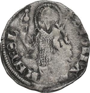 reverse: Firenze.  Repubblica (1189-1532).. Quattrino 1371-1373, maestro di zecca sconosciuto