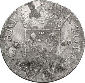reverse: Fosdinovo.  Maria Madalena Centurioni, moglie di Pasquale Malaspina (1663-1669).. Luigino 1666