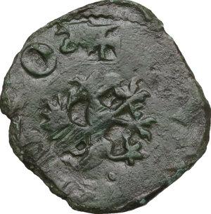 obverse: Genova.  Repubblica (1139-1339).. Quartaro