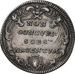 Roma.  Clemente XI (1700-1721), Giovanni Francesco Albani.. Giulio A. VIII