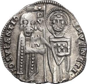 Venezia.  Giovanni Soranzo (1312-1328).. Grosso matapan