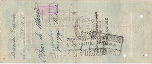 reverse: Banconote. Banca Commerciale Italiana. 100.000 Lire 1943.