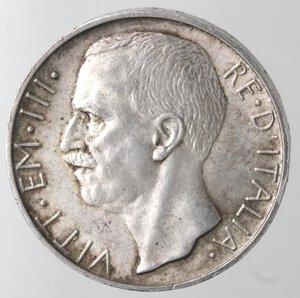 obverse: Vittorio Emanuele III. 1900-1943. 10 lire 1930 Biga. Ag.