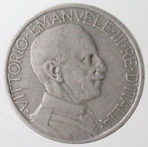 obverse: Vittorio Emanuele III. 1900-1946. Buono da 2 lire 1926 Ni.